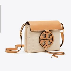 MILLER CANVAS CROSS-BODY